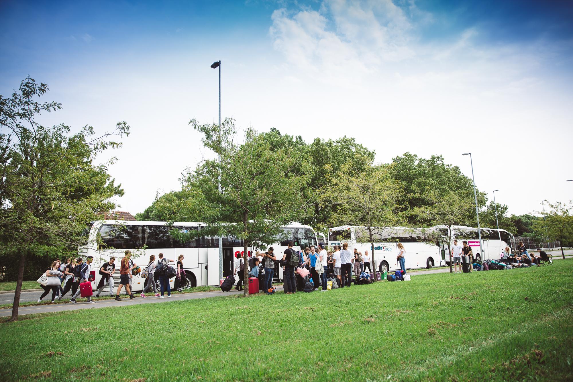 sziget bus